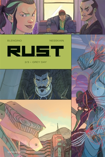 RUST Grey Day Vol.2